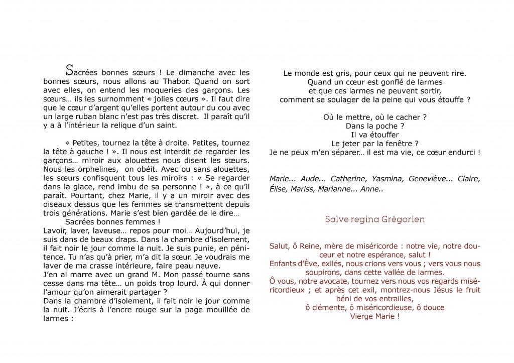 Livret textes Sacrées bonnes femmes9